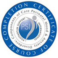 Perinatal Mood and Anxiety Disorders Certificate